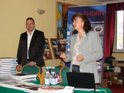 Prezentacja firmy THORN Lighting